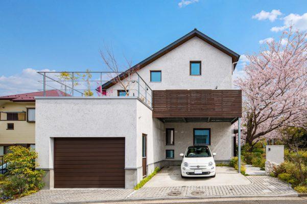 横浜のあたたかくて家族が元気になる家